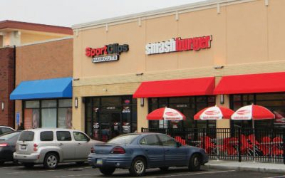 Bridgewater Falls Retail Center